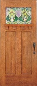 Sunroom door